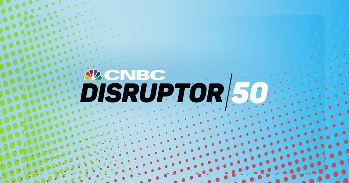 Darktrace named to CNBC Disruptor 50