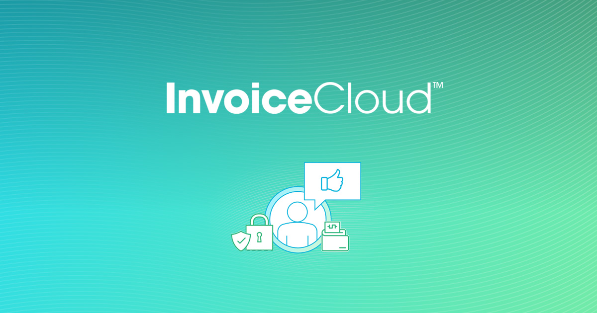Invoice Cloud Announcement