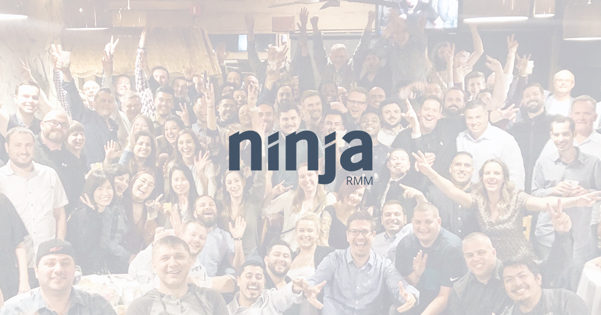 NinjaRMM Summit Partners