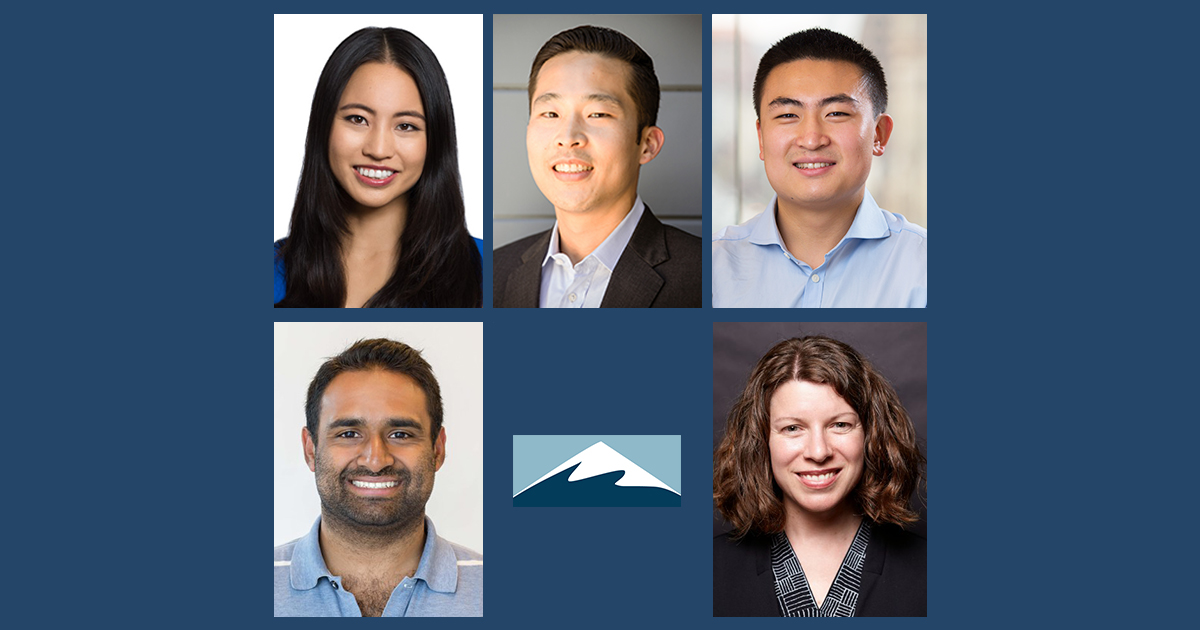Summit Partners New Hires