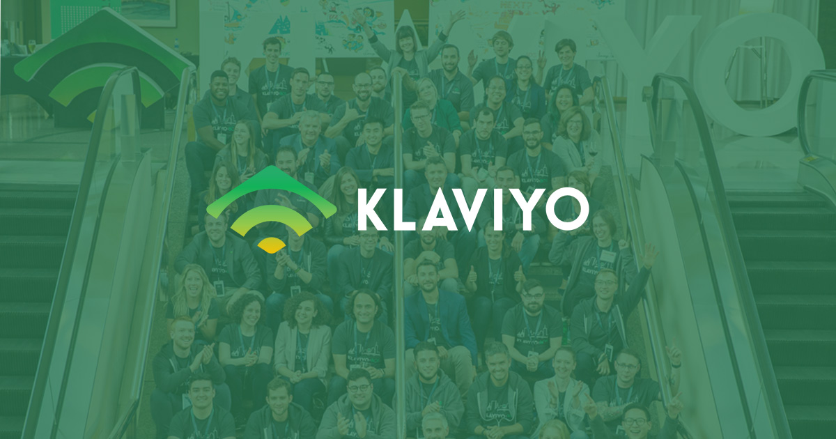 Summit Partners Klaviyo
