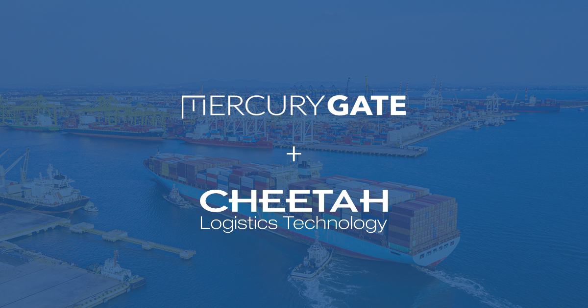 MercuryGate Cheetah Software Systems