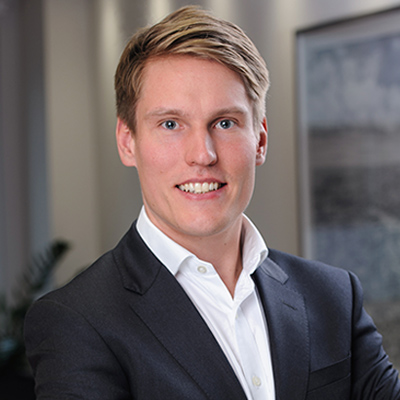 Niclas Priess, Summit Partners